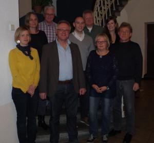 Vorstandschaft2015